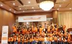 외교부가 해외안전여행 대학생 서포터스 13기 발대식을 개최했다