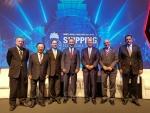 오거돈 동명대 총장이 국제해사기구와 터키 교통부가 공동 주최한 세계해양의 날 기념 국제세미나에서 아시아 물류협력기구의 창설을 제안했다