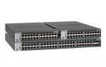 넷기어 중소기업용 10G 관리형 스위치 – M4300-24X 및 M4300-48X