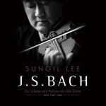 바이올리니스트 이승일이 바흐 6편의 무반주 바이올린 소나타와 파르티타를 전곡 음반으로 출시했다