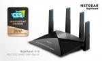 세계 최초 개발 802.11ad 지원 유무선 공유기 넷기어 나이트호크 X10 R9000