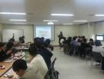 부산사회복무교육센터가 창원지역 사회복무요원 위해 찾아가는 직무교육을 실시했다