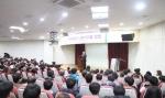 동명대가 김종인 국회의원을 초청해 한국경제 특별 강연을 가졌다