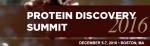 단백질 발견 서밋이 12월 5일부터 7일까지 미국 매사추세츠주 보스턴에서 개최된다