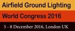 비행장 등화 월드 콩그레스가 12월 5일부터 8일까지 영국 런던에서 개최된다