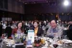 후원의밤 행사에 참석한 한기호 한국청소년연맹 총재, 강은희 여성가족부 장관