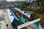 사단법인 사랑밭에서 어려운 이웃들을 위해서 금천구내 10개 주민센터를 통해 김장 김치 600통을 전달했다