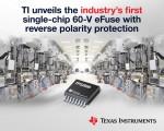 TI 코리아가 백투백 FET을 내장한 단일칩 eFuse 제품을 출시한다