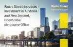 리미니 스트리트, 호주와 뉴질랜드에 투자 확대 및 멜버른에 신규 사무실 개설