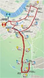 6일 오전 8시 잠실~성남 순환코스에서 장애인과 비장애인이 함께하는 2016 중앙서울마라톤대회가 열린다