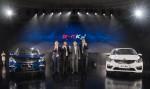 기아자동차 중국 합작법인 둥펑위에다기아는 7일 중국 후난성 장자제에서 중국 전략 소형차 신형 K2의 공식 출시 행사를 가졌으며 8일부터 본격적인 판매에 돌입했다