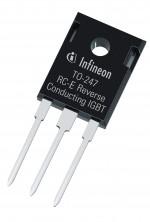 인피니언 테크놀로지스는 새로운 디스크리트 IGBT 제품군을 출시했다