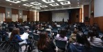 CMS분당 제3영재교육센터 개원설명회가 8일 오전 10시 30분 성남상공회의소 대강당에서 열렸다