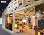 퍼시스그룹의 생활가구 전문 브랜드 일룸이 13일까지 일산 킨텍스에서 개최하는 디자인코리아 2016에 참여한다