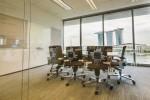 포인트72가 아태 지역 최고 인재 확보 의지를 갖고 싱가포르 OUE 베이프론트의 두 배 넓은 사무실로 이전했다