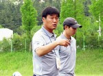 호원대학교 축구부 홍광철 감독이 2016 BTV-CUP 국제축구대회의 대학선발팀 코치로 임명되었다