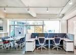 사무환경 전문 기업 퍼시스는 구미 전시장을 새롭게 오픈했다
