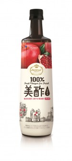 CJ제일제당의 음용식초 쁘띠첼 미초가 까다로운 일본 소비자 입맛을 공략하는 데 성공했다
