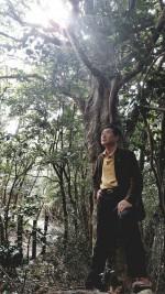 500년 된 황칠나무와 황길수 대표