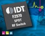 IDT가 케이블 네트워킹 장비 신제품으로 DOCSIS 3.1 지원 RF스위치를 출시했다