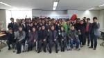 광주사회복무교육센터가 외래강사 및 실습기관 간담회를 개최했다