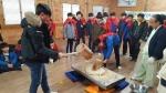 강동청소년수련관이 11월 26일 여주 서봉서원에서 올리사랑을 실시했다