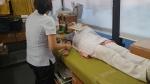 동원산부인과가 개원 19주년을 맞아 사랑의 헌혈에 동참했다