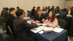 글로벌 조달상담회에는 해외 바이어 25명과 국내 기업 26개사가 참가해 3일에 걸쳐 80회 이상의 상담을 진행했다