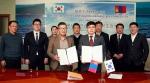 대유노무사사무소와 몽골뉴스가 노무관리 업무협약을 체결했다