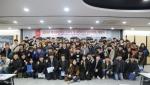 동명대가 ICT항만물류융합 특성화 프로그램에 참여한 우수학생에게 장학금을 수여했다