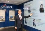 한국씨티은행은 국내 최대 규모의 자산관리서비스 영업점 청담센터를 개점했다