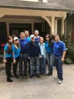 2016년 환자안전활동재단이 지미 카터 전 대통령과 로잘린 여사와 함께 낚시 여행을 진행했다