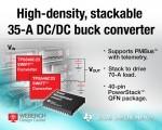 TI 코리아는 업계 최고밀도의 18V 입력 35A 동기식 DC/DC 벅 컨버터 제품을 출시한다