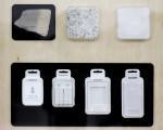 삼성전자 천연 돌가루 성분 액세서리 포장재