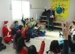 대구사회복무교육센터 수료생으로 구성된 봉사동아리 행복한 동행이 주말인 9일 대구 동구의 한 지역아동센터를 찾아 아이들과 함께 여가활동 프래그램을 진행했다