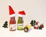 풀무원이 프리미엄 쥬스 아임리얼의 2016 크리스마스 리미티드 에디션을 출시했다