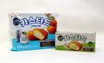 롯데제과의 대표 소프트 케이크 카스타드가 새로운 맛을 선보이며 라인업을 확대했다
