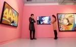 LG전자가 올레드 TV의 차원이 다른 화질로 세계적인 그라피티 예술가들의 작품을 소개한다