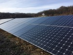 LG전자는 한국전력 발전 자회사인 서부발전의 은하수 태양광 연계 ESS 구축사업을 수주했다