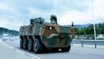 현대로템이 향후 우리 육군 보병부대의 발을 담당할 차륜형장갑차 초도양산 물량을 수주했다