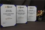 하이서울유스호스텔이 국제유스호스텔연맹이 실시한 HI5ive Awards에서 3관왕을 기록했다