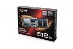 코잇이 ADATA XPG SX8000 M.2 2280 SSD를 국내 출시한다. 사진은 ADATA XPG SX8000 512GB 제품