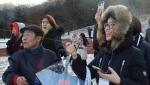 국립평창청소년수련원이 개최한 2017년 사계절 가족캠프 1차