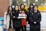 시립마포청소년수련관이 소상공인점포 홍보영상 만들기 함께마을 UP-ROAD를 운영해 청소년 33명과 6곳 점포를 지원했다