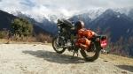 플래닛부탄투어 오토바이 모델명 Royal Enfield 500cc