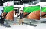 LG전자가 미국 라스베이거스에서 열리는 세계최대 가전 전시회에서 2017년형 LG SIGNATURE(LG 시그니처) 올레드 TV W를 선보였다