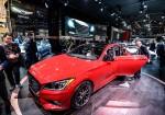 현대자동차는 9일 미국 디트로이트 코보 컨벤션 센터에서 열린 2017 북미 국제 오토쇼에 미국 출시를 앞두고 있는 아이오닉 하이브리드를 비롯해 아이오닉 일렉트릭 자율주행차 등 첨단 차량 IT 기술을 대거 전시했다