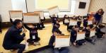 한화생명이 초·중등학생 150명과 함께 12일부터 15일까지 3박 4일동안 연세대학교 국제캠퍼스에서 주니어 경제포럼 챌린지스쿨을 진행했다