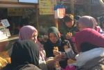 20여명의 말레이시아 외국인 방문객이 15일 인천모래내전통시장, 송도, 수도국산박물관 등을 팸투어 했다