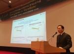 CJ제일제당은 17일 강원도 평창 용평리조트에서 열린 한국미생물생명공학회 주최의 심포지엄에서 김치유산균 상용화에 대한 사례 발표를 했다